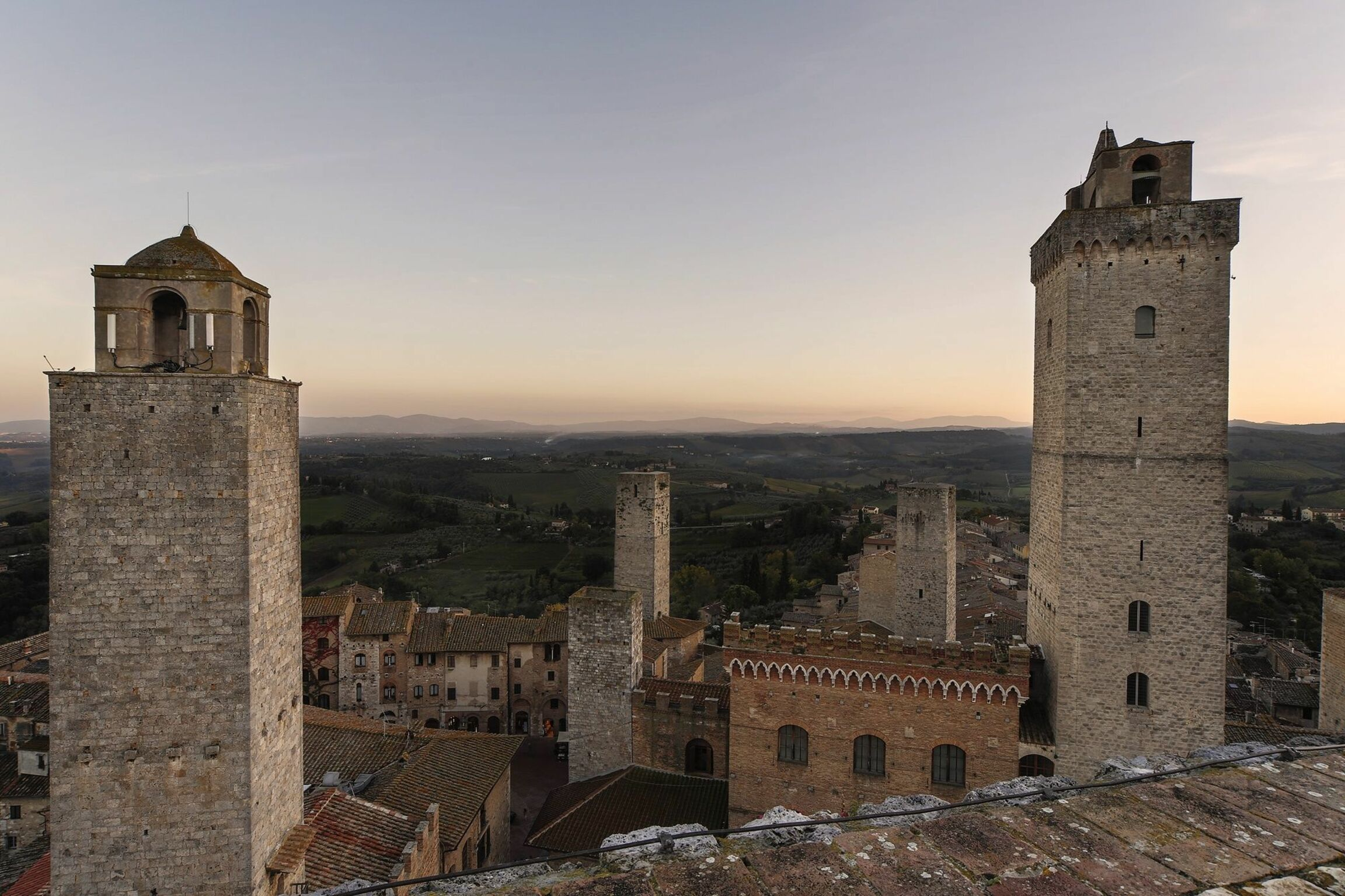 San Gimignano, Italien Lejlighed #RU264661