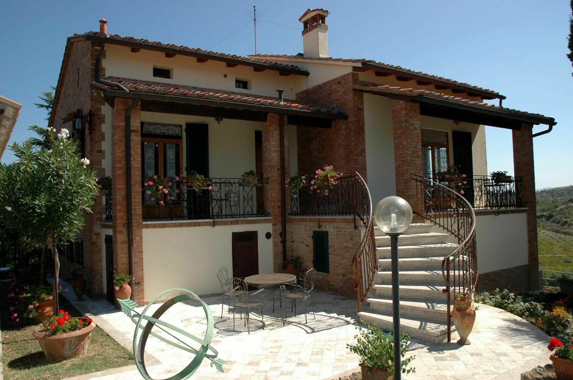 San Gimignano, Italien Lejlighed #RU267444