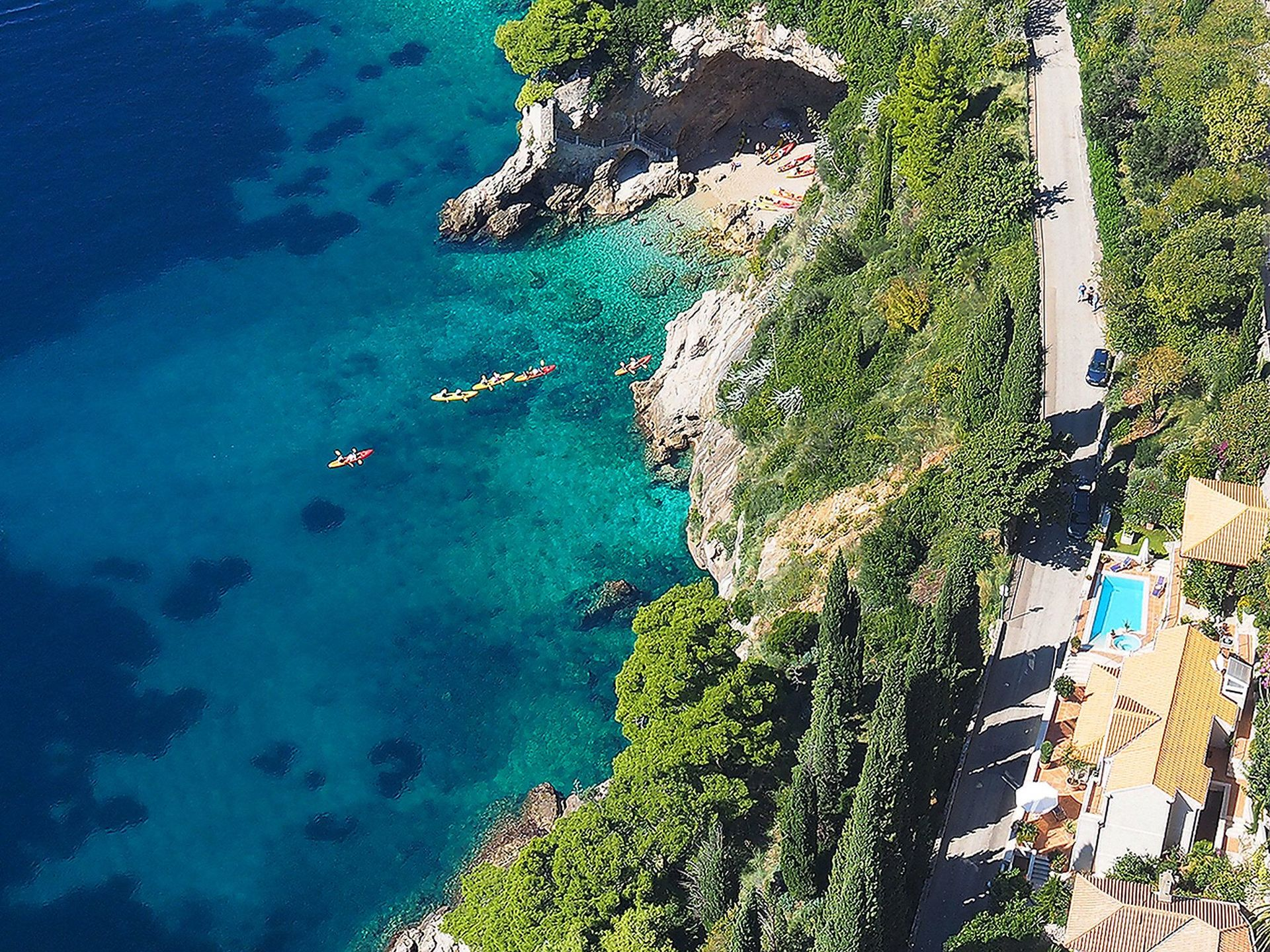 Silvana Fitness Kussen : Dubrovnik vacation rental lucija that sleeps 12 people in 6