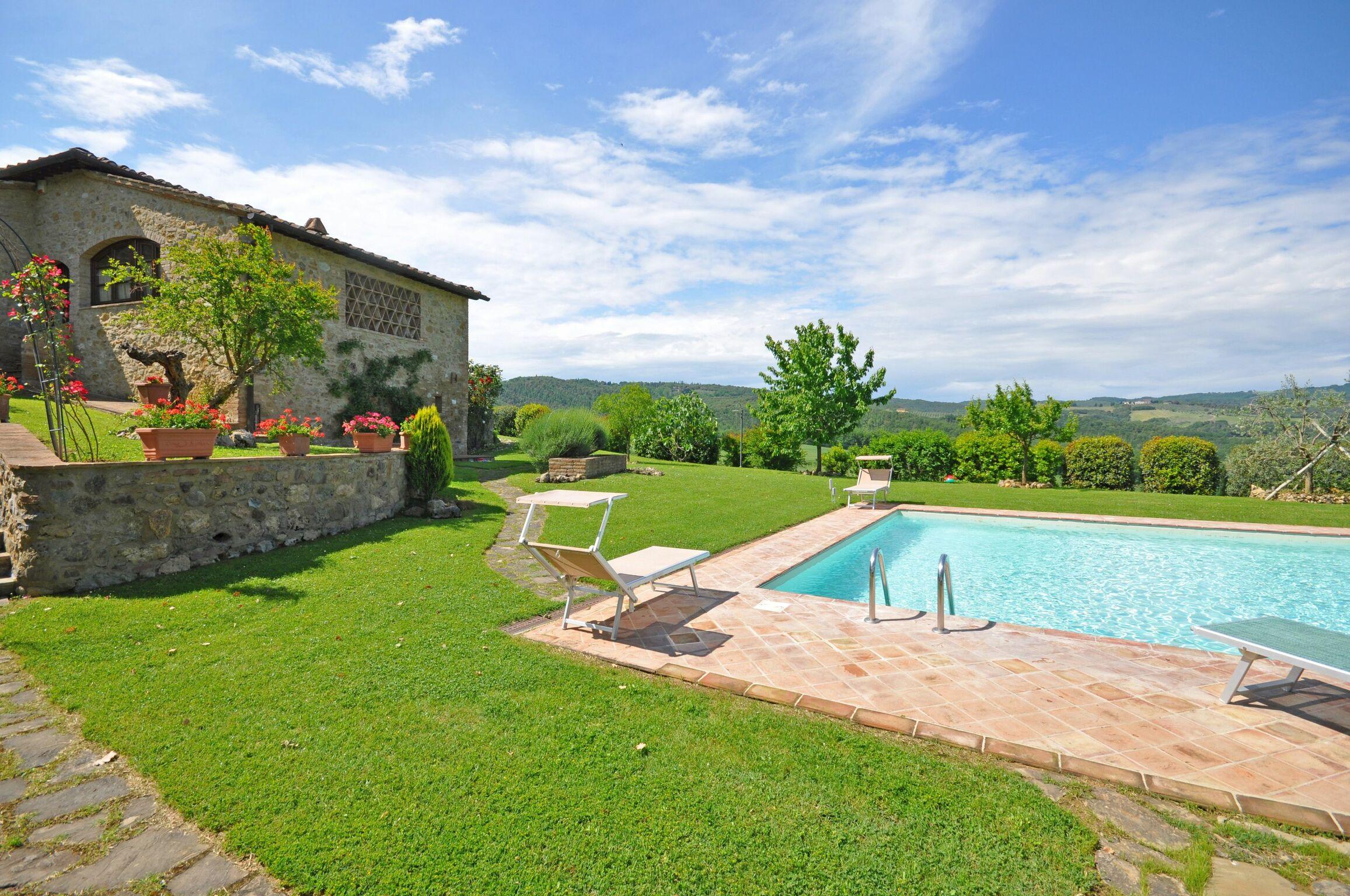San Gimignano, Italien Lejlighed #RU265580