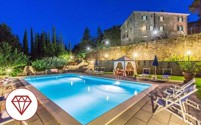 Find tuscany villa rentals in tuscany italy for Rent a house in tuscany